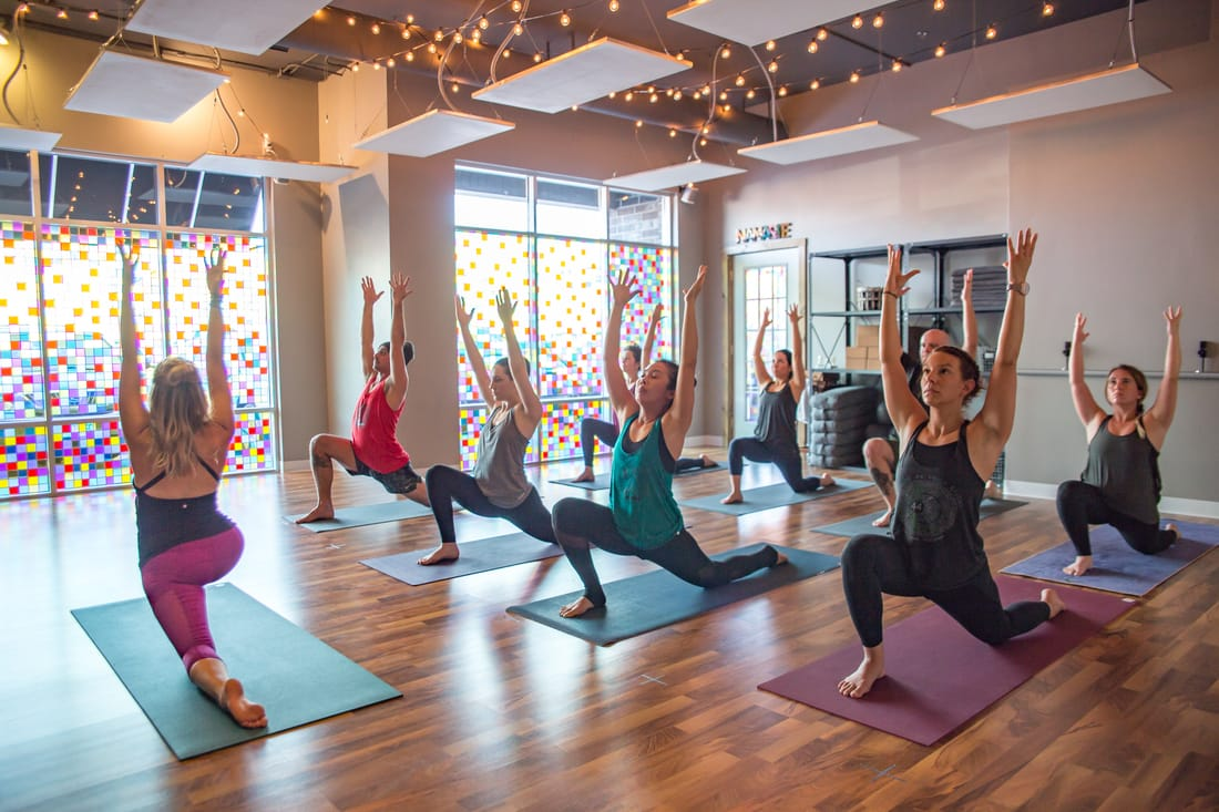How To Select The Perfect Yoga Studio For Your Needs After5
