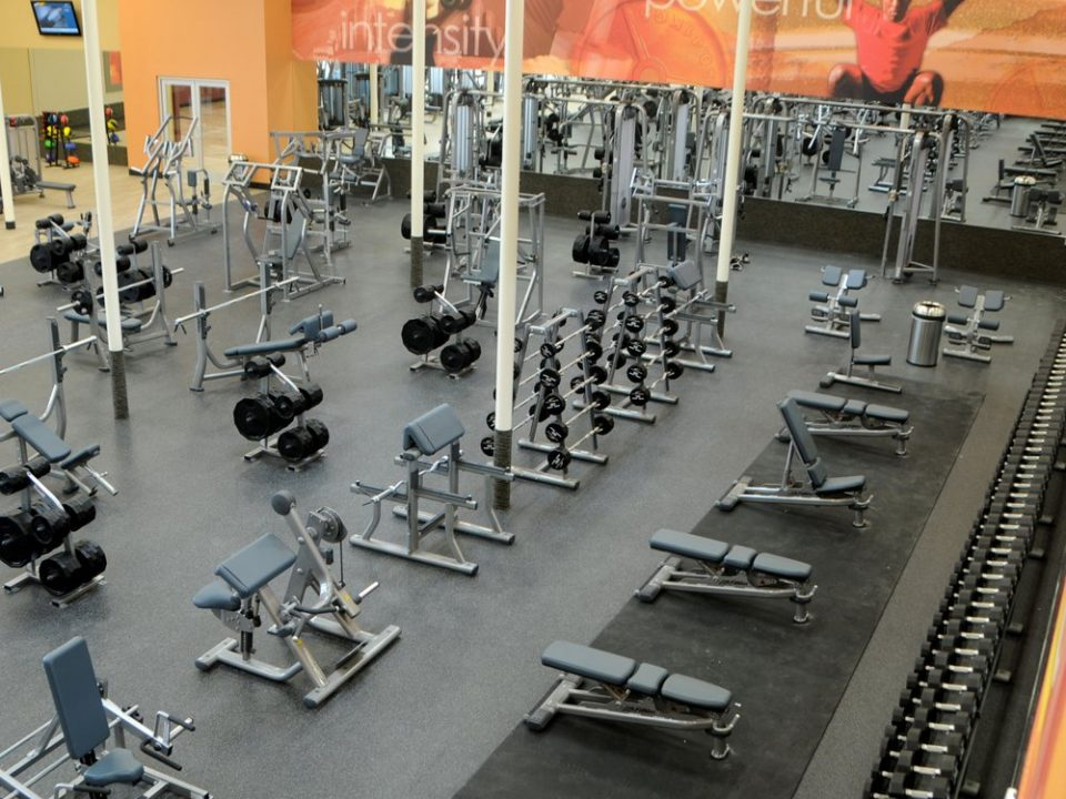 The Best Gyms in Irvine - After5